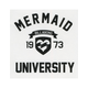 BILLABONG Mermaid University Sticker