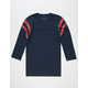 SHOUTHOUSE Throwback Mens Raglan T-Shirt