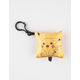 POKEMON Pikachu Pokeball Pillow Keychain