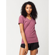 THE NORTH FACE Tri Blend Womens Tee
