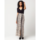 PATRONS OF PEACE Printed Maxi Skirt