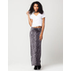 FULL TILT Ethnic Print Maxi Skirt