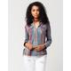 BILLABONG Flannel Frenzy Womens Flannel Shirt