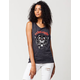 REBEL8 Born To Die Womens Muscle Tee