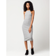 BILLABONG Warm Embrace Midi Dress