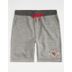 NFL Cardinals Intertech Mens Sweat Shorts