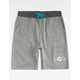 NFL Dolphins Intertech Mens Sweat Shorts