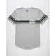 NFL Rams Mens Pocket Tee