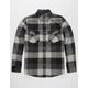 COASTAL Finn Mens Flannel Shirt