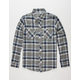 DISTORTION Sean Mens Flannel Shirt