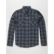 RSQ Hiatus Mens Flannel Shirt
