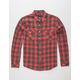 VALOR Scrambler Mens Flannel Shirt