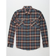 SHOUTHOUSE Sierra Mens Flannel Shirt