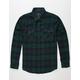 SHOUTHOUSE Boulder Mens Flannel Shirt