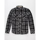 O'NEILL Glacier Check Mens Flannel Shirt