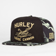 HURLEY Loose Cannon Mens Strapback Hat