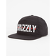 GRIZZLY Highs And Lows Mens Snapback Hat