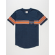 NFL Broncos Mens Pocket Tee