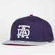 DTA Monogram New Era Mens Snapback Hat