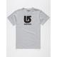 BURTON Logo Vertical Boys T-Shirt