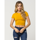 BOZZOLO Cropped Womens Tee