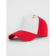 Red Snapback Hat