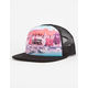 VANS Lawn Party Digi Womens Trucker Hat