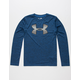 UNDER ARMOUR Big Logo Boys Tech T-Shirt