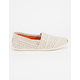 TOMS Tribal Wool Womens Classic Slip-Ons