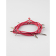 FULL TILT Leaf Wrap Bracelet