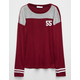 FULL TILT 55 Girls Varsity Tee