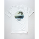 QUIKSILVER Going Left Mens T-Shirt