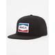 RVCA Nations Mens Snapback Hat