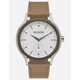 NIXON Sala Leather Watch