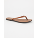 SODA Basic Womens Thong Sandals
