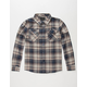 VALOR Brownsville Boys Flannel Shirt