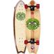SANTA CRUZ Bamboo Shark Cruiser Skateboard - As Is