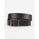 Reversible Mens Faux Leather Belt