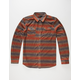 O'NEILL Superfleece Glacier Stripe Mens Flannel Shirt