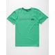 QUIKSILVER Transit Lane Mens T-Shirt