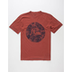 QUIKSILVER Sunset Tunnels Mens T-Shirt