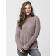 FULL TILT Open Knit Womens Sweater