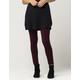 FULL TILT Cable Knit Fleece Womens Leggings