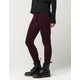 FULL TILT Solid Fleece Womens Leggings