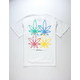 WAVY 4 Leaf Mens T-Shirt