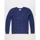 RHYTHM Caviar Mens Sweater
