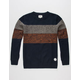 RHYTHM Julian Mens Sweater