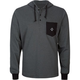 LRG Core Collection Mens Hooded Henley