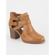 SODA Scribe Womens Booties