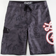 LRG Core Collection LRG Icon Mens Boardshorts